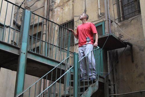 فيلم 18 يوم، أحمد حلمي، ثورة يناير،