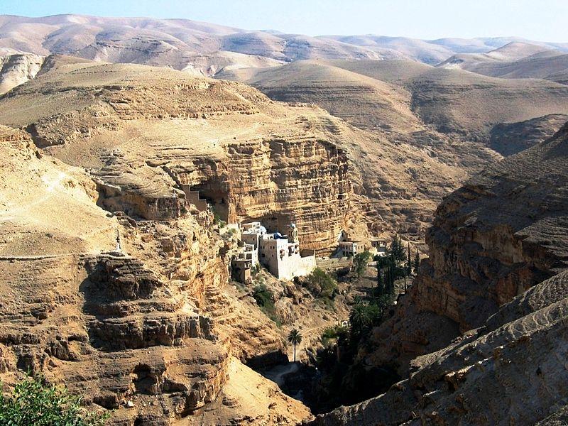 وادي القلط، أريحا