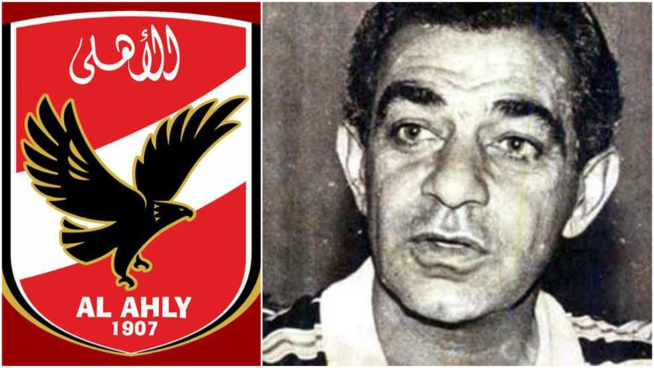 محمود الجوهري المدير الفني للنادي الأهلي