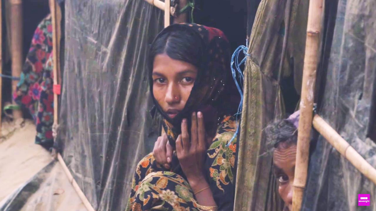 مسلمو الروهينجا، ميانمار