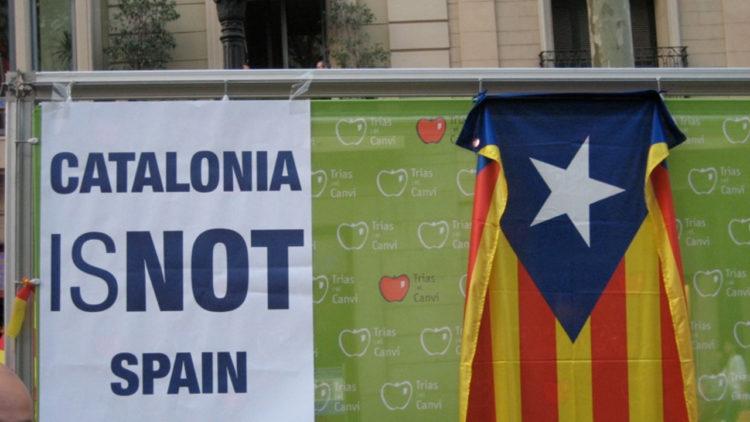 إسبانيا، كتالونيا، انفصال كتالونيا
