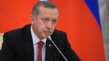 رجب طيب أردوغان، تركيا