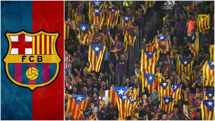 برشلونة، كتالونيا، إسبانيا، الدوري الإسباني، انفصال كتالونيا