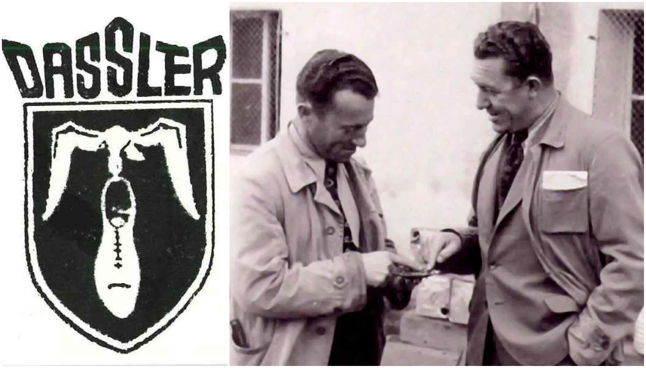 رودولف داسلر، أدولف داسلر، أديداس