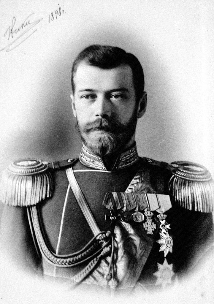 نيقولا الثاني، نيقولا، روسيا، الثورة الروسية، الثورة البلشفية، البلاشفة، رومانوف