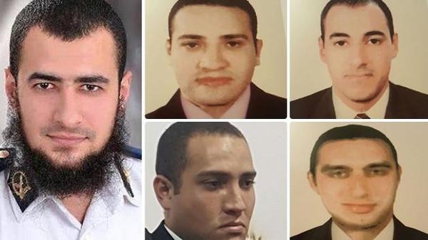 محمد السيد الباكوتشي، محمد جمال عبد العزيز، حنفي الجمال، خيرت عبد الحميد