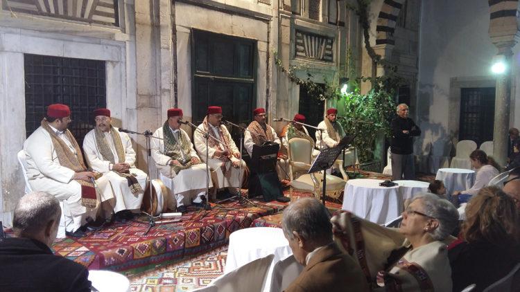 المولد النبوي، مديح، تونس