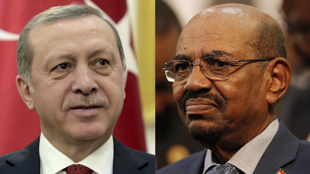 عمر البشير، رجب طيب أردوغان، تركيا، السودان، العلاقات التركية السودانية