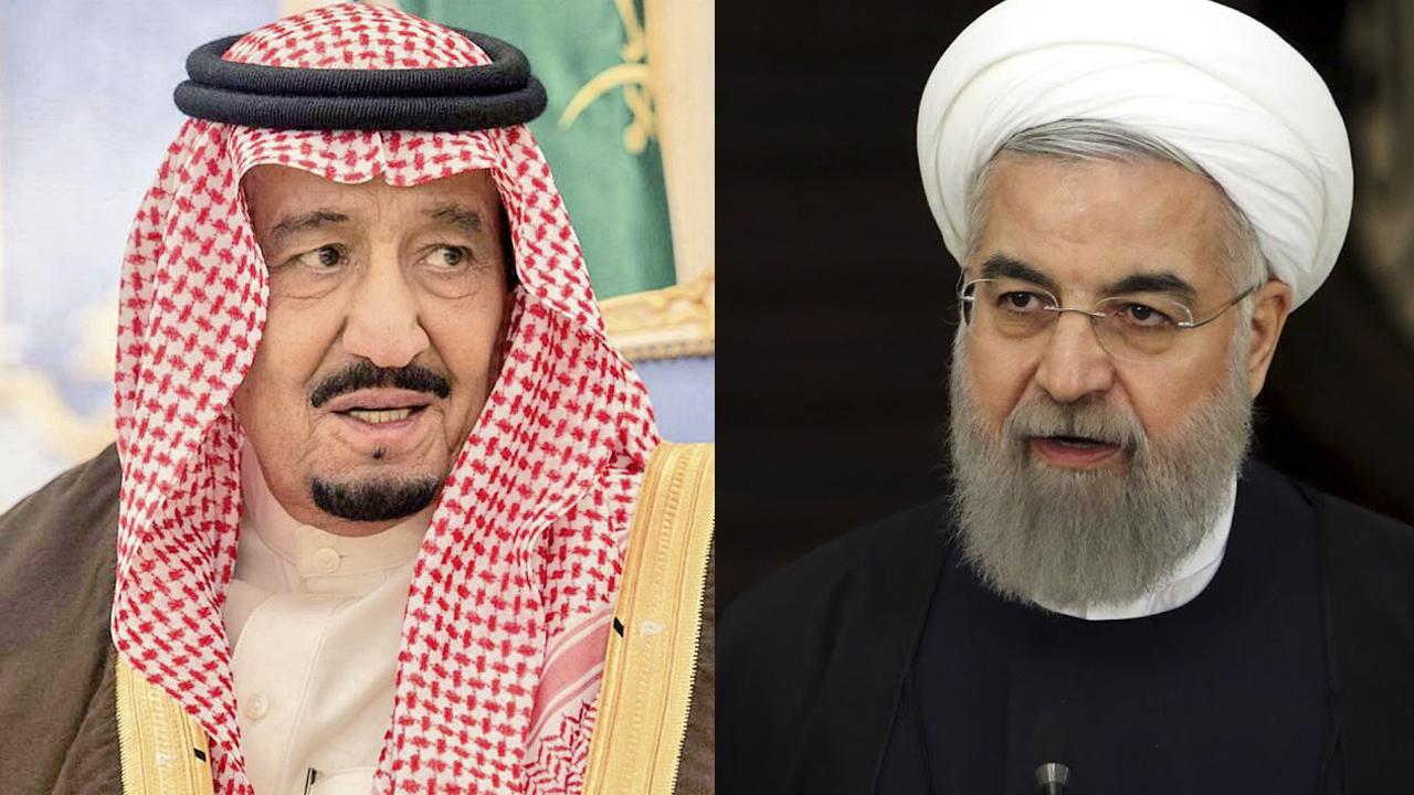 سلمان بن عبد العزيز آل سعود، حسن روحاني، إيران، السعودية، العلاقات الإيرانية السعودية