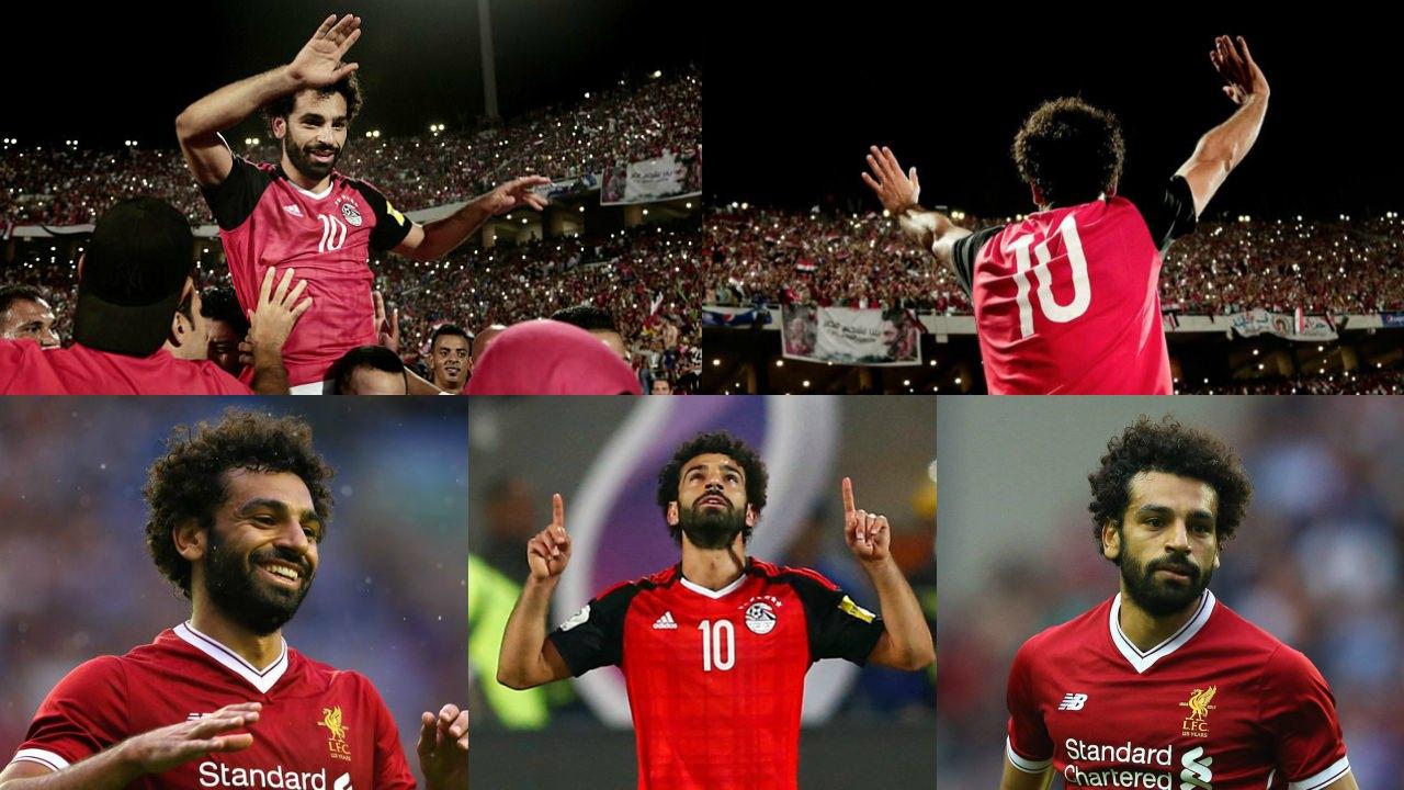 محمد صلاح، مصر، كأس العالم