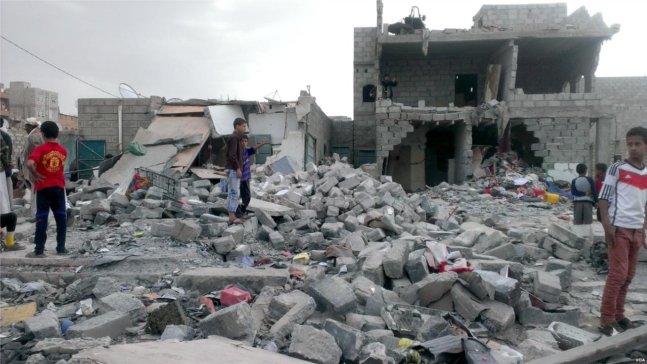 جرائم حرب سعودية في اليمن: القصة كاملة – إضاءات