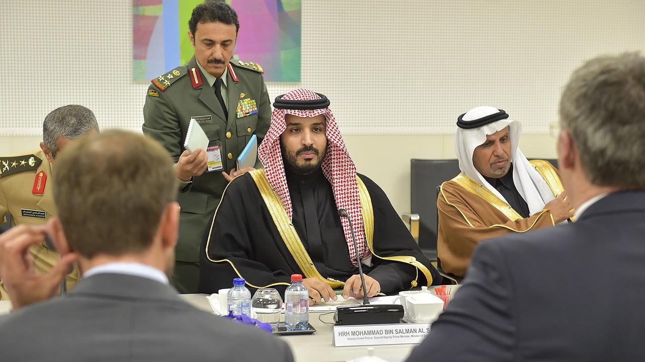 محمد بن سلمان، السعودية
