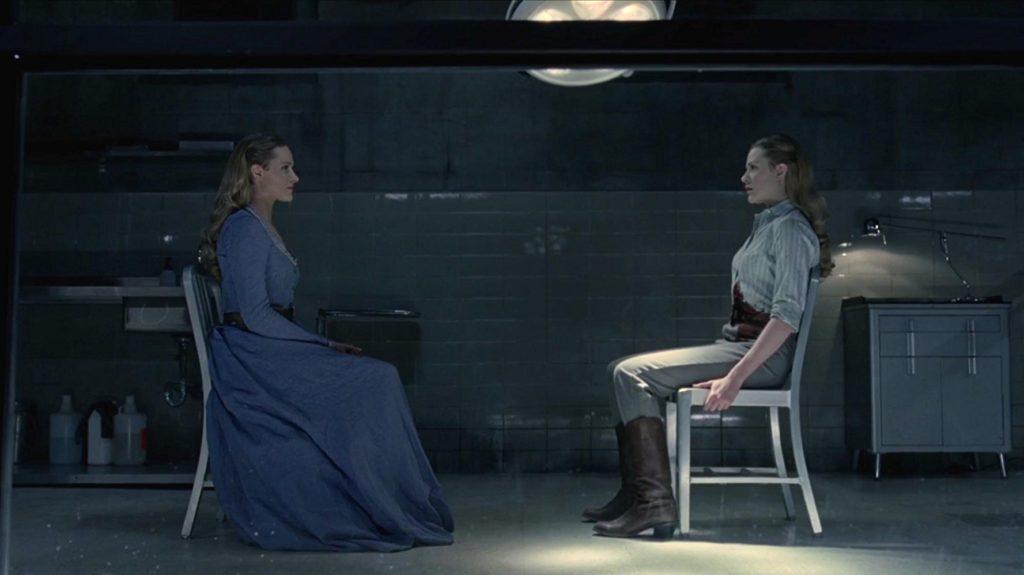 لقطة من الحلقة الأخيرة من الموسم الأول لمسلسل Westworld