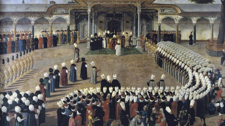 الدولة العثمانية، سليم الثالث، تاريخ
