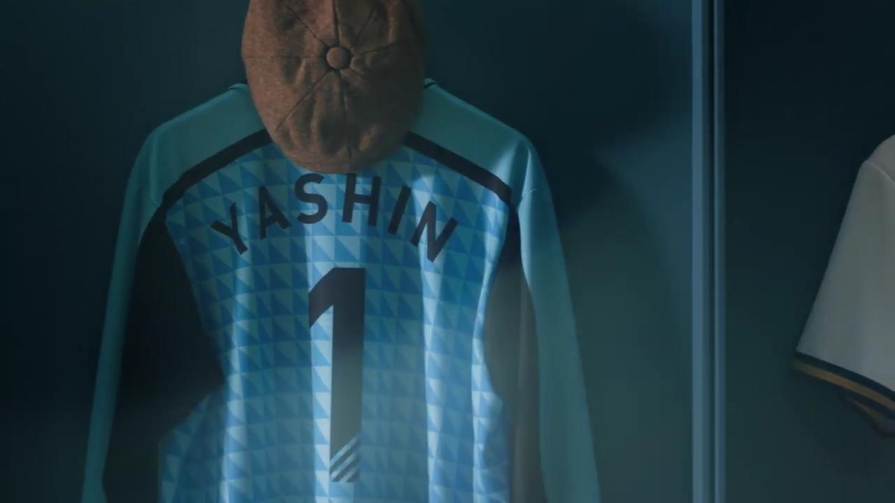 ليف ياشين, لعبة فيفا 2018, بيليه, روسيا 2018