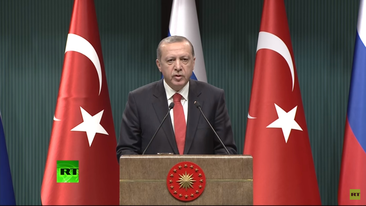 أردوغان، تركيا