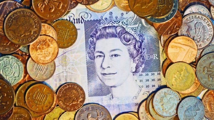 الاقتصاد البريطاني, بريطانيا, عملات