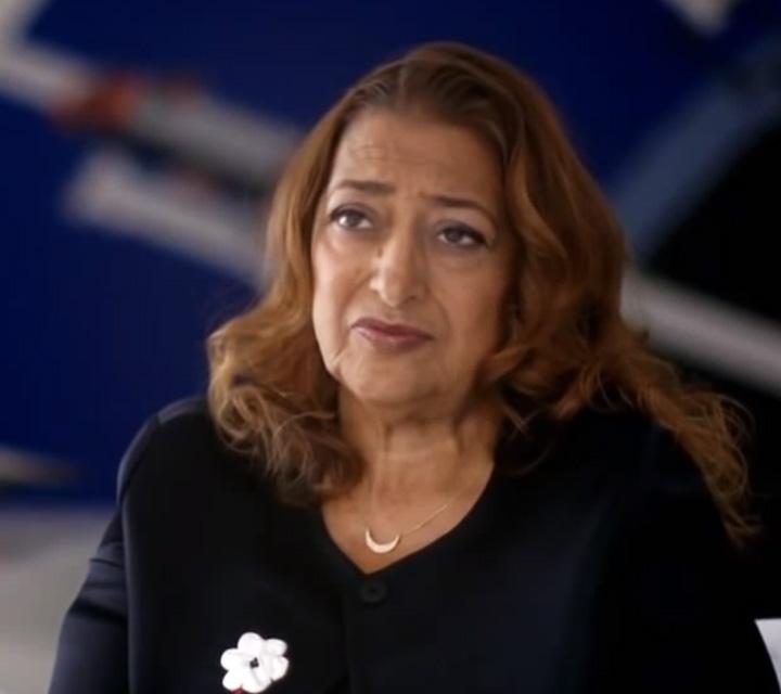 زها حديد, نساء العراق
