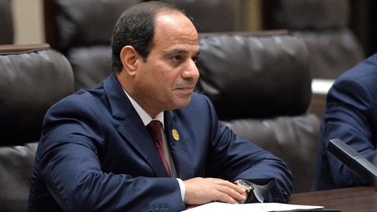 عبدالفتاح السيسي, مصر