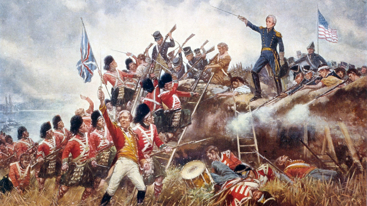 حرب 1812: تفقّد بريدك قبل الذهاب إلى الحرب – إضاءات