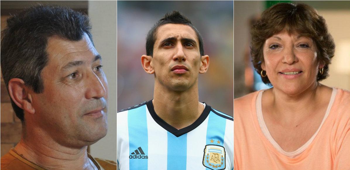 ميغيل دي ماريا, ديانا هيرنانديز, دي ماريا, الأرجنتين