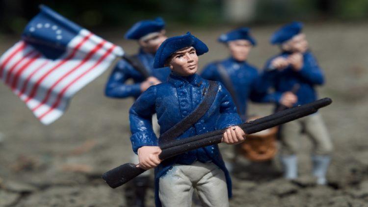 الحرب الأهلية الأمريكية، أمريكا
