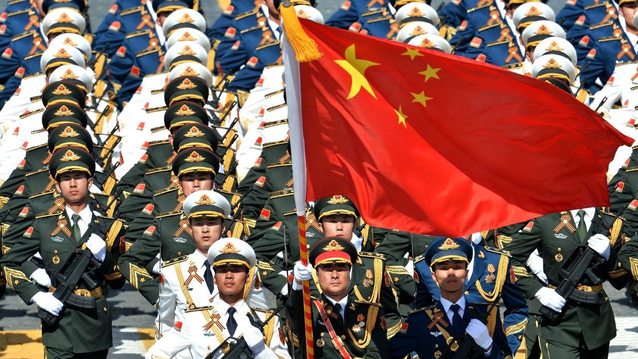 الصين, الجيش الصيني, جنود