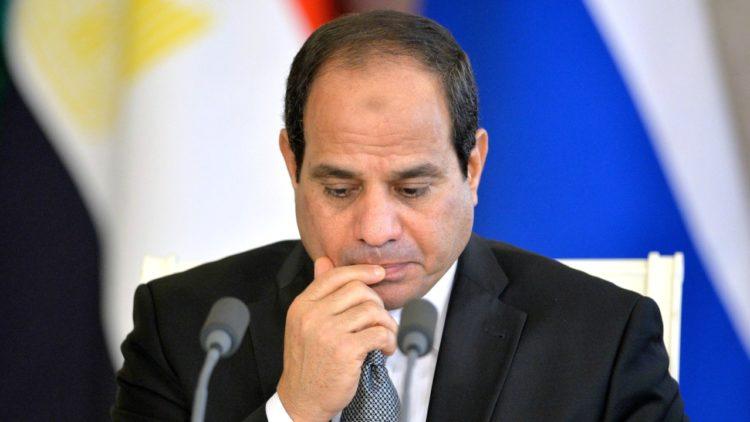 الرئيس المصري عبد الفتاح السيسي, تحيا مصر, اقتصاد مصر, صندوق تحيا مصر, مصر