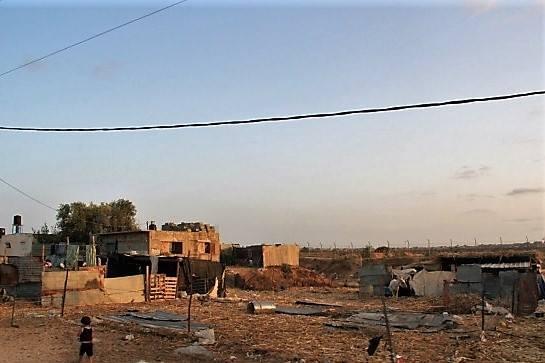 الفقر في غزة, مناطق فقيرة, فلسطين, بيوت
