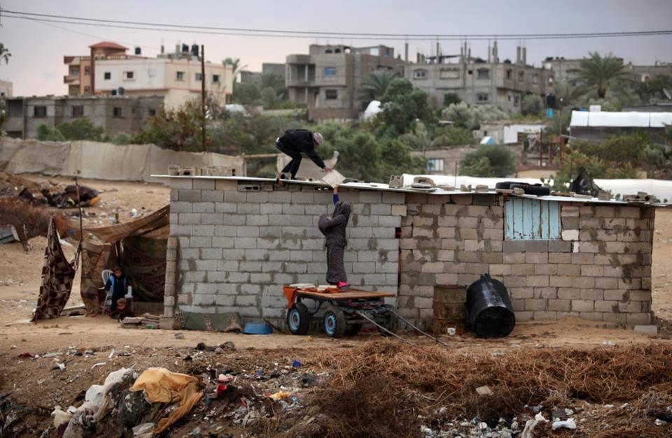 الفقر في غزة, مناطق فقيرة, فلسطين