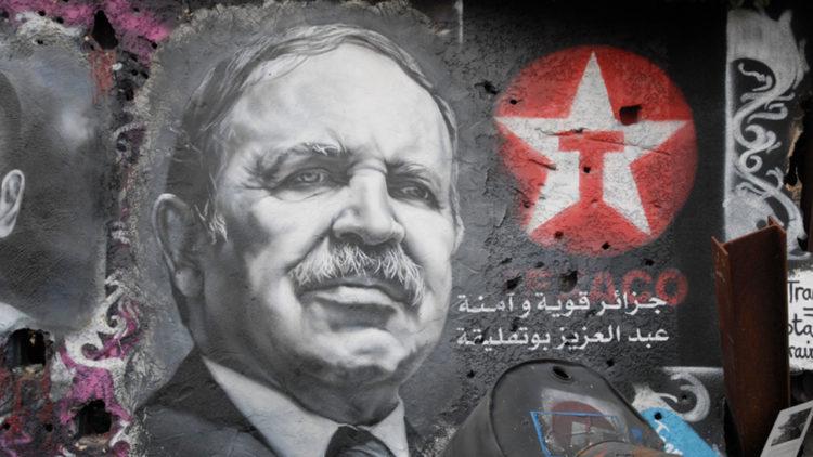 عبدالعزيز بوتفليقة, الجزائر, عيد النصر