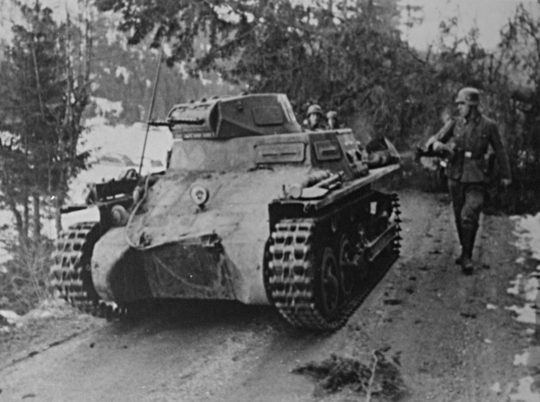 دبابة بانزر, الحرب العالمية الثانية, الجيل الثالث