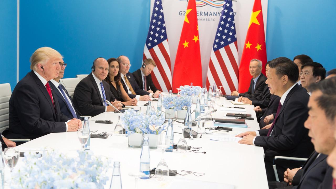 الولايات المتحدة الأمريكية, الصين, شي جين بينج, دونالد ترامب
