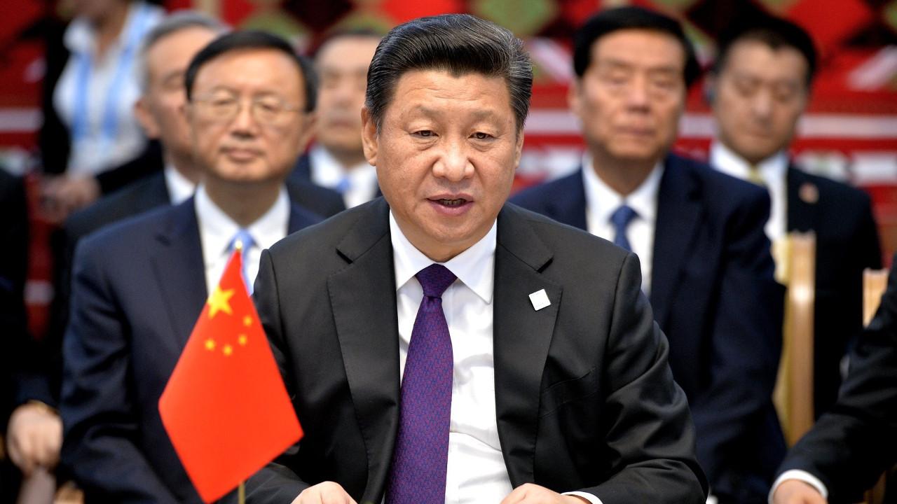شي جين بينغ، الصين