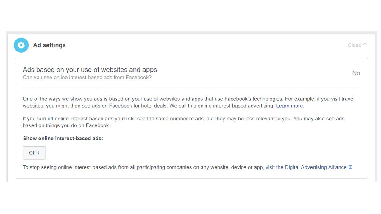فيسبوك, إعلانات, خصوصية, تقنية