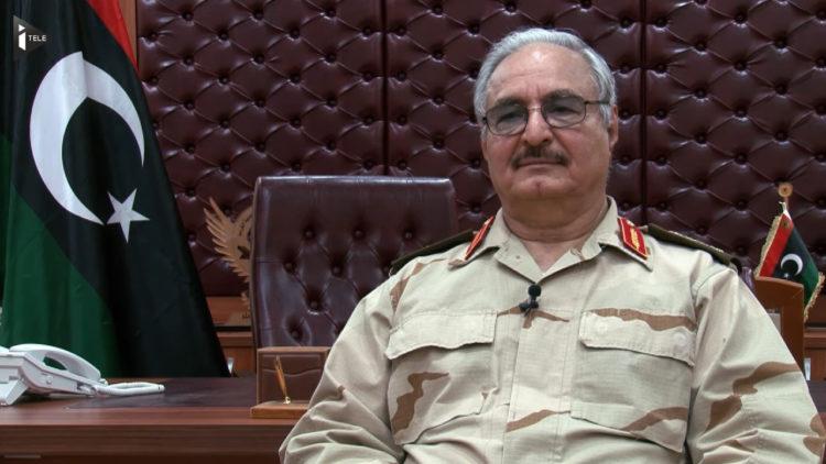 خليفة حفتر, ليبيا, وفاة خليفة حفتر