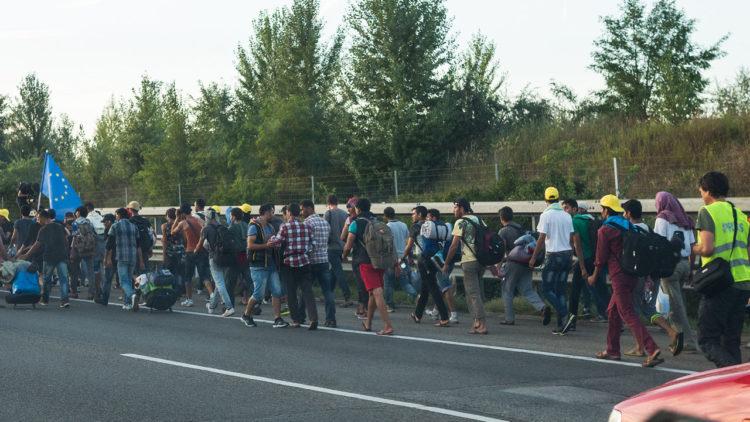 لاجئين, المجر, دول تستضيف اللاجئين