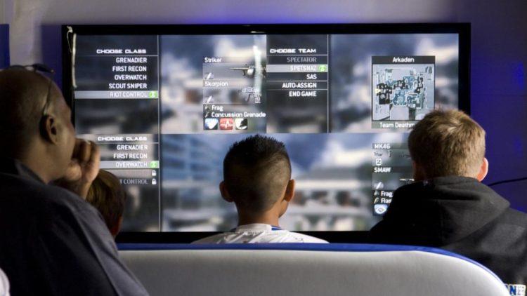 السلوك العدواني, ألعاب حاسوب, العنف والألعاب, ألعاب الكمبيوتر, تقنية