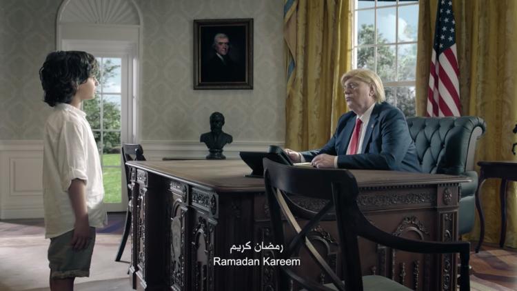 إعلان زين - رمضان 2018