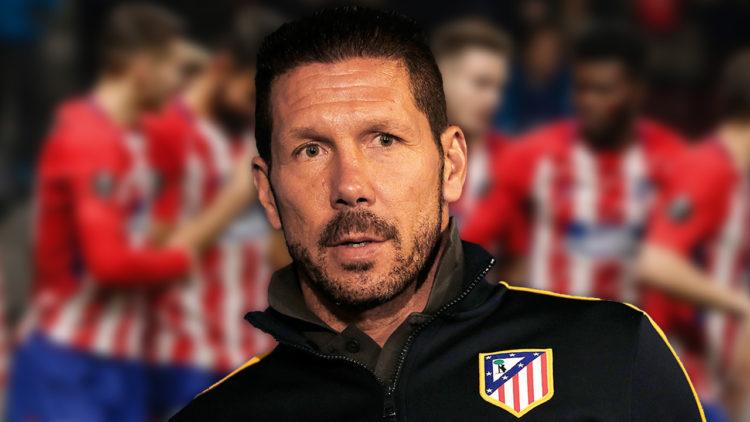دييجو سيميوني, أتلتيكو مدريد, كرة القدم العالمية