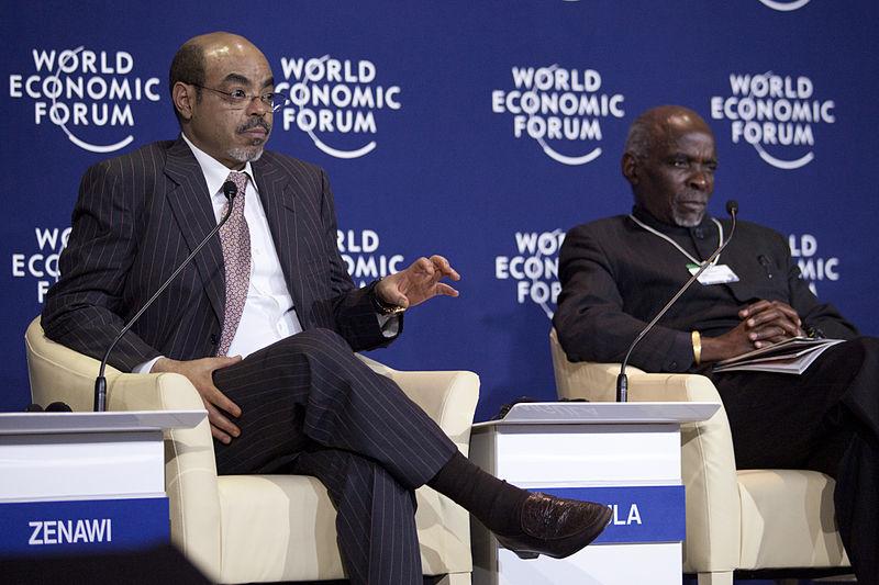 زيناوي, إثيوبيا, مؤتمرات, المؤتمر الاقتصادي