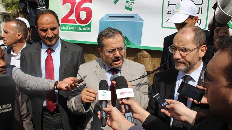 الجزئر، إخوان الجزائر