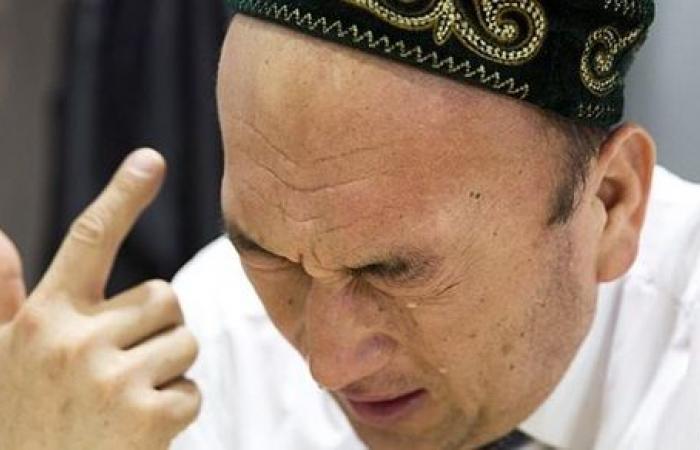 المسلمين في الصين, عمر بكالي, الصين, تعذيب المسلمين
