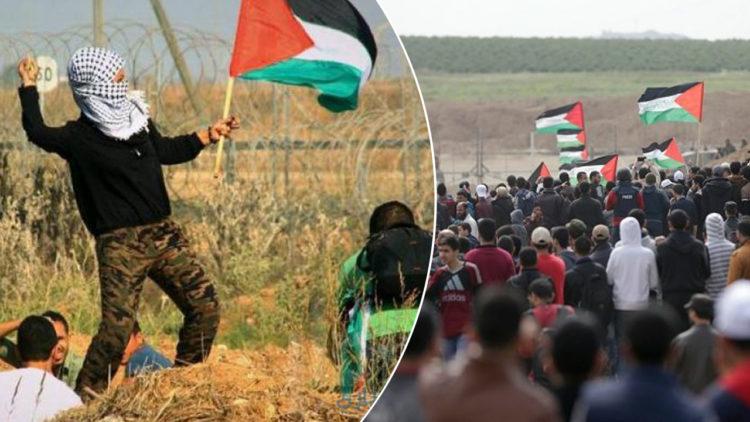 مسيرات العودة الكبرى، غزة