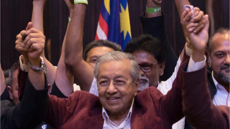 مهاتير محمد، ماليزيا