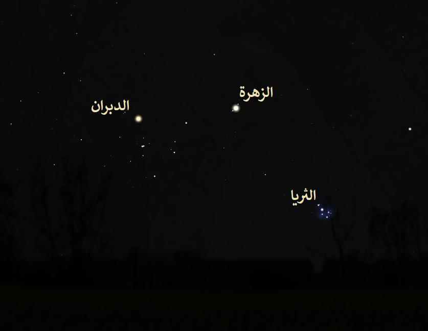 سماء الليل, رصد فلكي, رصد, فلك, سماء, الوطن العربي