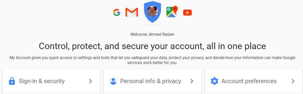 تقنية, جوجل, خصوصية