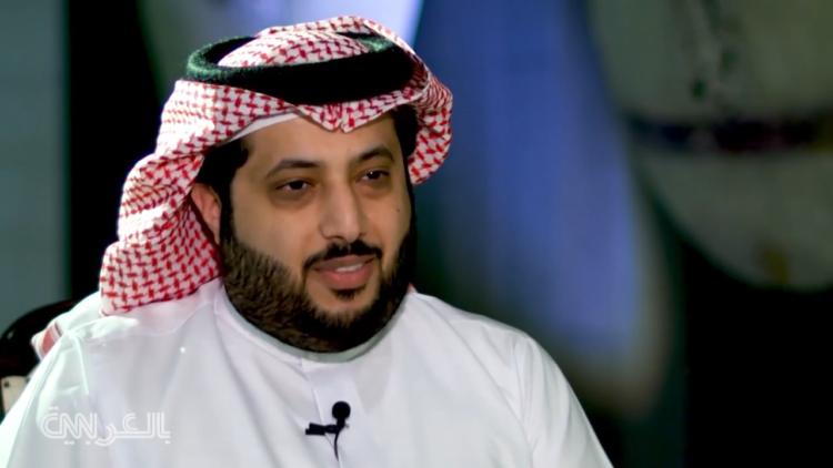 تركي آل شيخ - السعودية