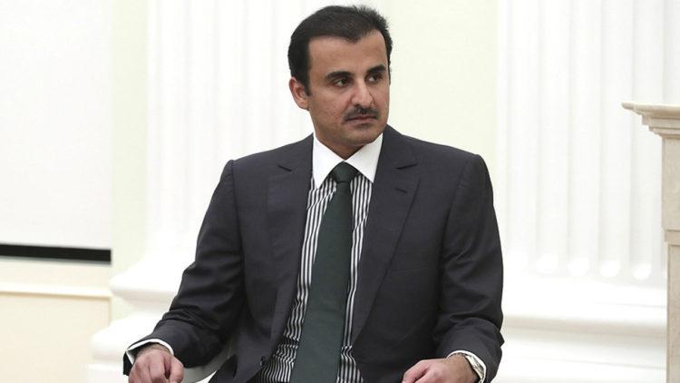أمير قطر، تميم بن حمد آل ثاني