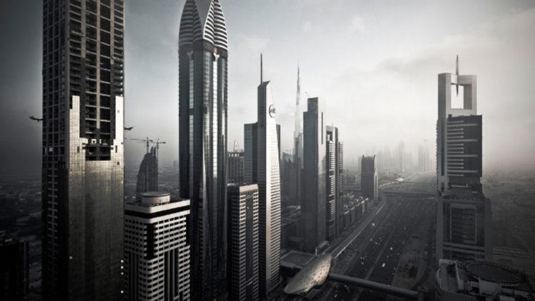 الحداثة, تطور, مدن جديدة, عالم متجدد